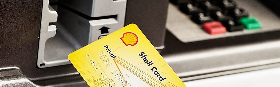 Här hittar du Information om Shell Card Privatkort